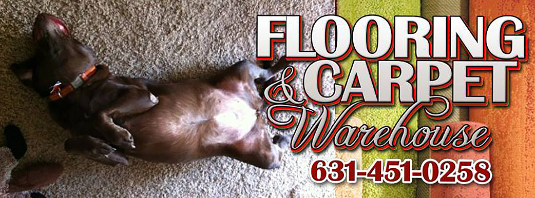 Come visit our locally owned Flooring & Carpet Warehouse today!