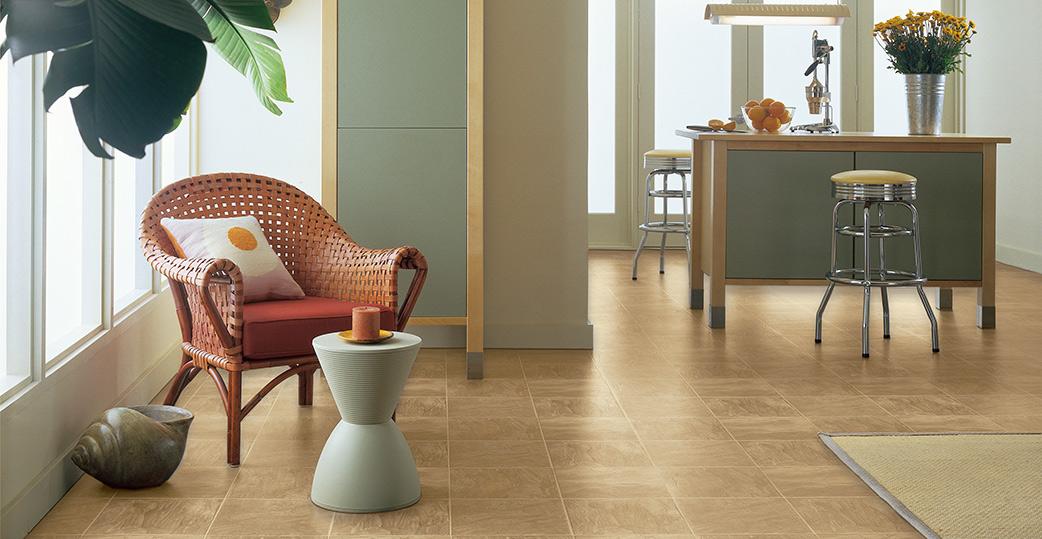 In Stock Linoleum Flooring